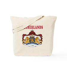 Netherlands Coat Of Arms Designs Tote Bag