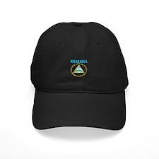 Nicaragua Coat Of Arms Designs Baseball Hat