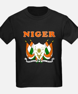 Niger Coat Of Arms Designs T