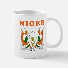 Niger Coat Of Arms Designs Mug