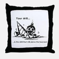 TTGL - Simon & Boota Throw Pillow