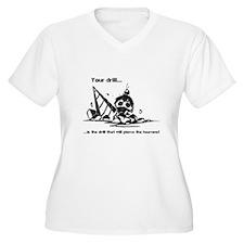TTGL - Simon & Boota Plus Size T-Shirt