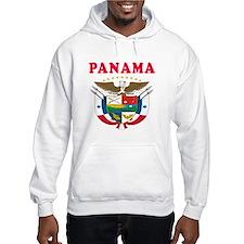 Panama Coat Of Arms Designs Hoodie
