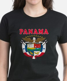 Panama Coat Of Arms Designs Tee