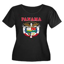 Panama Coat Of Arms Designs T