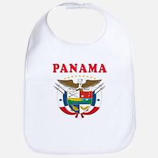 Panama Coat Of Arms Designs Bib