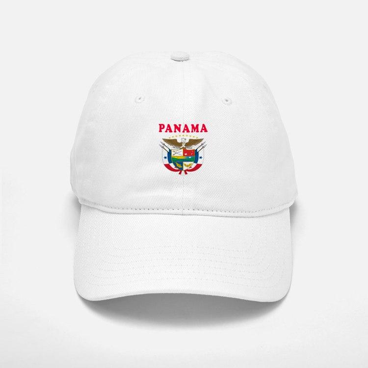 Panama Coat Of Arms Designs Baseball Baseball Cap