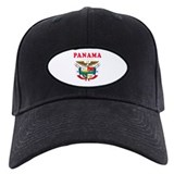 Panama Baseball Cap with Patch