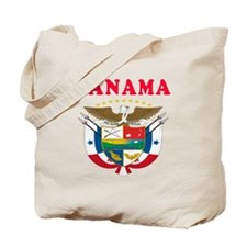 Panama Coat Of Arms Designs Tote Bag