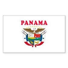 Panama Coat Of Arms Designs Decal