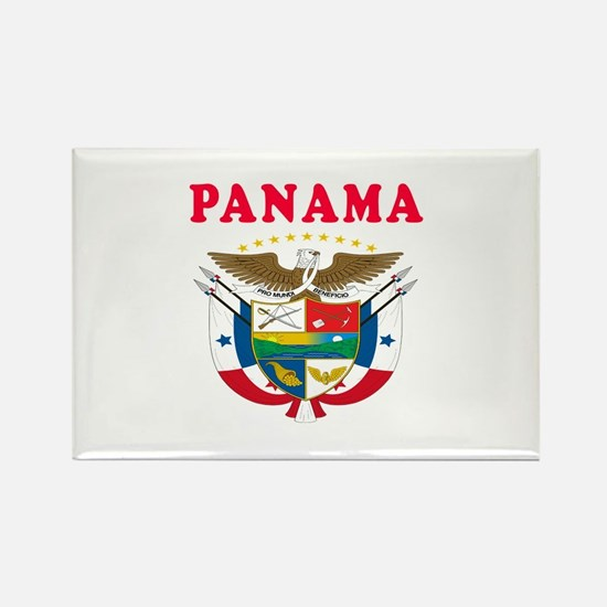 Panama Coat Of Arms Designs Rectangle Magnet