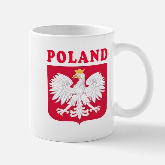 Poland Coat Of Arms Designs Mug