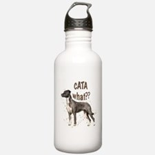 cataWHAT.jpg Water Bottle