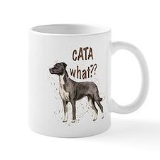 cataWHAT.jpg Small Mug