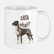 cataWHAT.jpg Small Small Mug