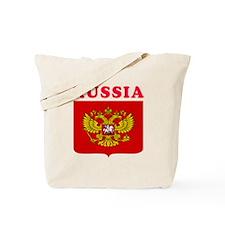 Russia Coat Of Arms Designs Tote Bag