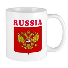 Russia Coat Of Arms Designs Mug