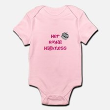 Her Royal Highness Baby Body Suit