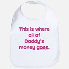 This is where all of my daddy Bib