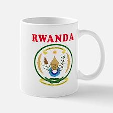 Rwanda Coat Of Arms Designs Mug