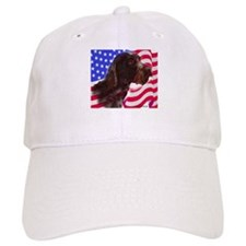 gwp with flag Baseball Cap