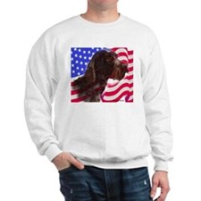 gwp with flag Sweatshirt