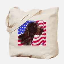 gwp with flag Tote Bag