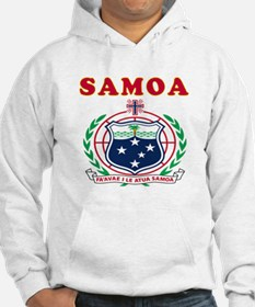 Samoa Coat Of Arms Designs Hoodie