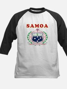 Samoa Coat Of Arms Designs Tee