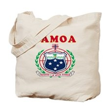 Samoa Coat Of Arms Designs Tote Bag