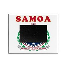 Samoa Coat Of Arms Designs Picture Frame