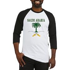 Saudi Arabia Coat Of Arms Designs Baseball Jersey