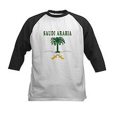 Saudi Arabia Coat Of Arms Designs Tee