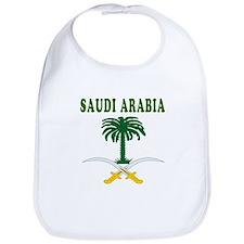 Saudi Arabia Coat Of Arms Designs Bib