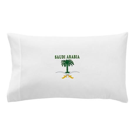 Saudi Arabia Coat Of Arms Designs Pillow Case & Saudi Arabia Boyfriend Pillow Covers | Pillow Cases | Throw Pillow ... pillowsntoast.com
