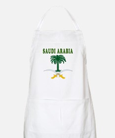 Saudi Arabia Coat Of Arms Designs Apron