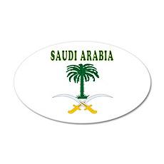 Saudi Arabia Coat Of Arms Designs Wall Decal