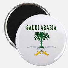 Saudi Arabia Coat Of Arms Designs Magnet