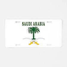 Saudi Arabia Coat Of Arms Designs Aluminum License
