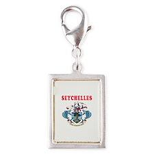 Seychelles Coat Of Arms Designs Silver Portrait Ch