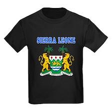Sierra Leone Coat Of Arms Designs T