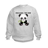 Panda bear Crew Neck