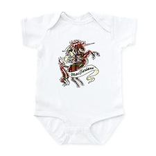 MacFarlane Unicorn Infant Bodysuit
