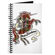 MacFarlane Unicorn Journal