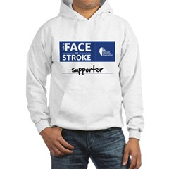 Supporter Unisex Hooded Sweatshirt