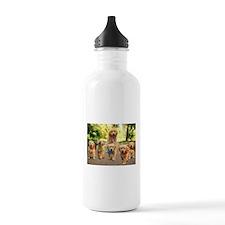 Mommy Walking Puppies Water Bottle