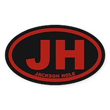 Jackson Hole WY Decal