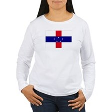 Netherlands Antilles Flag T-Shirt