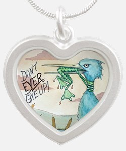 Dont EVER Give Up! Necklaces