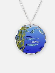 Kelp Edge Action ps Necklace